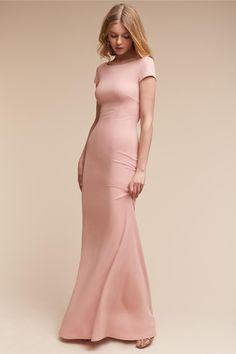 BHLDN Madison Dress in  Bridesmaids View All Dresses   BHLDN