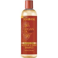Creme Of Nature Moisture & Shine Shampoo 12 oz