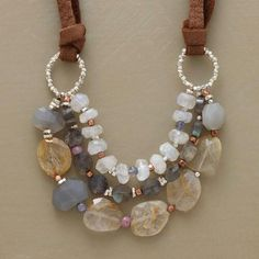 CUL-DE-SAC NECKLACE - Multi-Strand - Necklaces - Jewelry | Robert Redford's Sundance Catalog