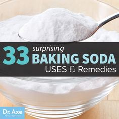 Baking Soda Uses and Remedies Title
