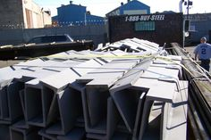 Looking for the ideal New York City steel supply company that can also be your go to quality metal fabricator? Allied Steel New York City Steel Company will provide you with the steel products and services you need. Steel Distributors, Staten Island New York, Steel Supply, Steel Suppliers, Steel Companies, Sheet Metal Fabrication, Types Of Steel, Metal Forming, Long Island City