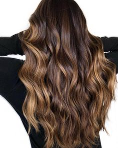 44 Balayage Hair Color Ideas With Blonde - brown hair with highlights ,balayagehair #haircolor #brownhair #blonde