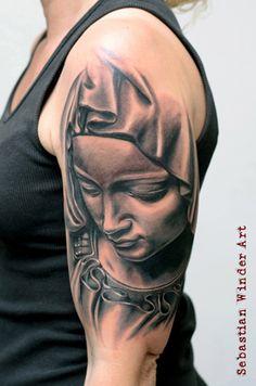 Unbunt Tattoo Studio Gallery in Essen