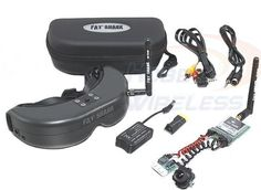 Picture of How to Fly an FPV Quadcopter With Goggles