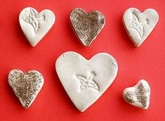 DIY Valentine's Day Love Tokens