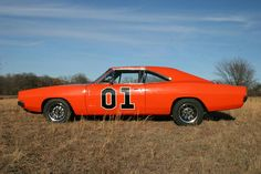 """GENERAL LEE replica Decal Magnets DUKES OF HAZZARD /""""01/"""" numbers only"""