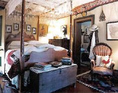 Blair House Bed and Breakfast in Jonesboro, TN....another option for an overnight visit!