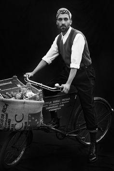 MARTIN HARDIMAN | The Little Bread Pedlar