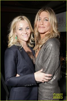 Jennifer Aniston: Elle's Women in Hollywood Tribute with Reese Witherspoon! 2011
