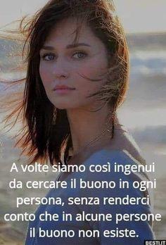 Italian Phrases, Hello Beautiful, Philosophy, Believe, Memories, Humor, Words, Quotes, Italian Quotes