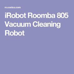 iRobot Roomba 805 Vacuum Cleaning Robot... Costco, $350