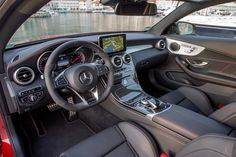 2018-2019 Mercedes-Benz C63 AMG Coupe | Dream cars | Pinterest ...