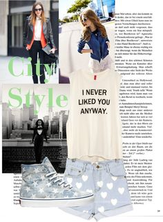 """""""City Style"""" by l0vel-y on Polyvore"""