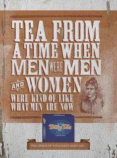 advertising = say it like it is!