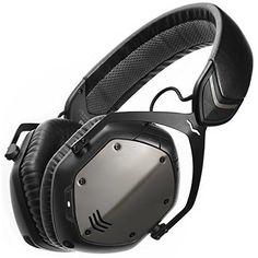 V-MODA Crossfade Wireless Over-Ear Headphone - Gunmetal Black - http://www.darrenblogs.com/2017/02/v-moda-crossfade-wireless-over-ear-headphone-gunmetal-black/