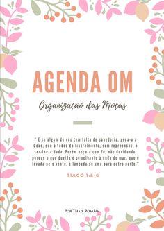 As Tontas Vão Ao Céu: Agenda Multi Uso - Organização das Moças 2017