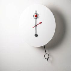 Minimalist cuckoo clock by Diamantini and Domeniconi.   Mood Board ...