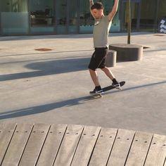 Instagram #skateboarding video by @ghardtw - Having fun with nose-manuels! #pushskateboarding #skateboarding #4000 #roskilde #braille #brailleskate #sms #skateboardingmadesimple #nosemanuel #skatelife #denmark @brailleskate @lancesilber @gabecruz01 @aaronkyro #braillearmy. Support your local skate shop: SkateboardCity.co