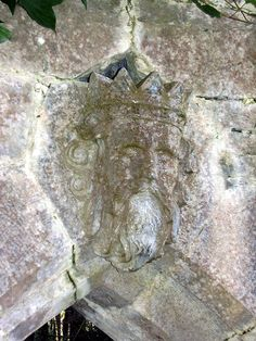 Rory O'Connor Stone Carving - Cong Abbey - Wikipedia, the free encyclopedia My great, great, great, great.grandfather the last High King of Ireland. Great Works Of Art, John The Baptist, First Humans, Effigy, City Photography, Stone Carving, Archaeology, Mythology, Cool Pictures
