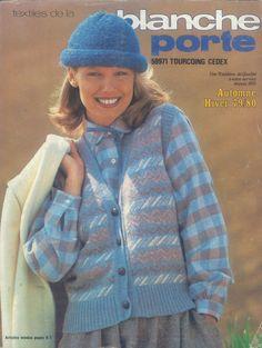 Couverture Catalogue Blancheporte Automne Hiver 1979 1980