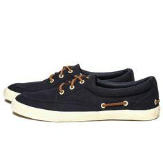 Lyle & Scott Canvas Boat Shoe - Casual Footwear  ($50-100)