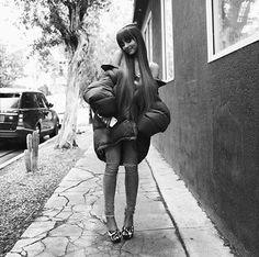 Nuova foto di Ariana Grande.