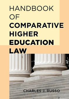 Handbook of Comparative Higher Education Law / Online