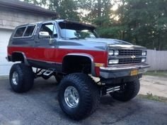 233 Best K5 Blazers Images Chevy Trucks Chevy Blazer K5 Gm Trucks