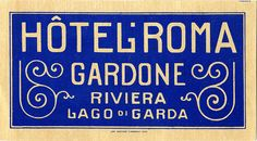 hotel roma gardone