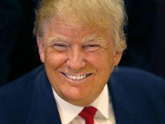 Donald Trump polling image