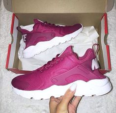 "Today our #KickzOfTheDay Nike Air Huarache Ultra ""Noble Red"" ----- Inspired by @annaanguyenn 