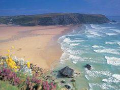 - Mawgan Porth, Cornwall, England