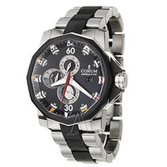 Corum Men's Admiral's Cup Tides 48 Watch $2995.00 Free Shipping