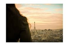 I dream of Paris