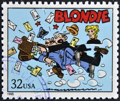 Apologise, but, Comic strip classics stamps there