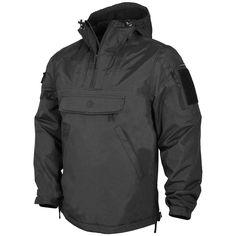 Pentagon UTA Urban Tactical Anorak Water Resistant Soft Shell Mens Jacket Black | eBay