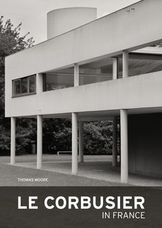 Personal photographic journey through some of the most important architecture works of the Swiss master in France.