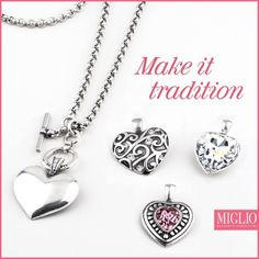 Make it give her the gift of a memory with one of our exclusive to add to her ‪ Featured products: Designer Jewellery, Jewelry Design, Swarovski Crystals, Artisan, Pendants, Collections, Traditional, Sterling Silver, How To Make
