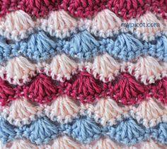 @ MyPicot - Free crochet pattern