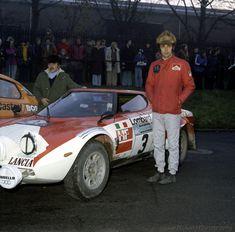 Lombard RAC Rally 1974 Lancia Stratos HF Rally, Pilot