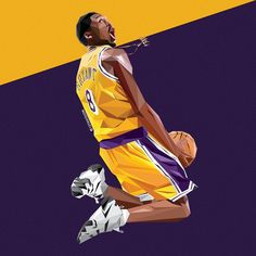 Kobe Bryant Family, Kobe Bryant 8, Bryant Lakers, Lebron James Lakers, King Lebron James, Lakers Kobe, Michael Jordan Art, Lakers Wallpaper, Best Nba Players