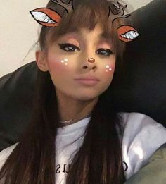 Her bangs are GOALSSS♡♡everything os beautiful on her♡♡♡ xxxR.Arianator♡