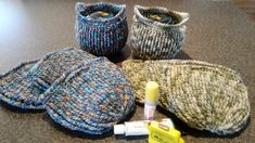 Lawn Bowls Beanies/Accessories - Set of Four Bowls Beanies - Any Colour Combo - Can be made to match your own bowls or Club Colours by BarBarABlackSheepAU on Etsy Hand Crochet, Knit Crochet, Colour Combo, After Christmas, Black Sheep, Beanies, Favorite Color, Camouflage, Crocheting