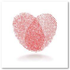 Mine and my sisters thumb prints tatoo Fingerprint Tattoos, Fingerprint Heart, Tattoos For Daughters, Sister Tattoos, Future Tattoos, New Tattoos, Tatoos, Heart Tattoos, Thumbprint Tattoo