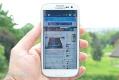 Samsung Galaxy SIII review by Engadget