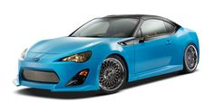Here's A Turbocharged Scion FR-S With A Targa Top And Freaking LOUVERS
