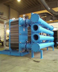 Plate Heat Exchangers Skid mounted
