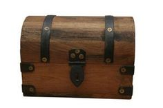 How to Build a Pirate's Chest With Free Wood Plans thumbnail