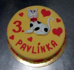 Dětský narozeninový dort na zakázku (Moje cukrářství) Birthday Cake, Desserts, Food, Tailgate Desserts, Deserts, Birthday Cakes, Essen, Postres, Meals