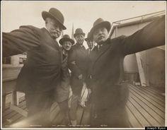 20世紀初頭の自撮り写真が見つかる。 Q&AサイトのQuoraで「ベスト自撮り写真」を募集する書き込みに寄せられたのは、なんと100年近く前の物だった→ http://www.quora.com/What-are-the-best-selfies